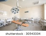 empty operating room | Shutterstock . vector #30543334