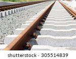 The Construction Of A Railway...