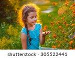 Girl Child Explores Exploring...