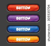 set of vector colorful buttons | Shutterstock .eps vector #305535704