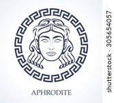 aphrodite | Shutterstock .eps vector #305654057