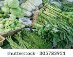 Fresh Vegetable Market....