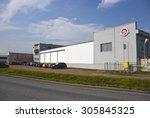 russia  saint petersburg ... | Shutterstock . vector #305845325