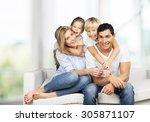indian. | Shutterstock . vector #305871107