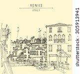 Canareggio  Venice  Italy ...