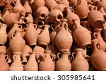 Pots Made Of Clay In Morocco ...