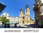 sarajevo  bih   july 05  2015 ... | Shutterstock . vector #305997215