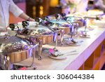 kitchenware in the line... | Shutterstock . vector #306044384