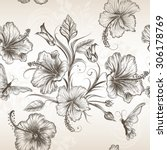 Seamless Vector Background Wit...