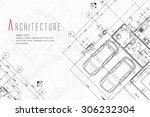 architecture background | Shutterstock .eps vector #306232304