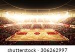 basketball arena | Shutterstock . vector #306262997