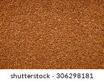 Instant Coffee Granules As An...