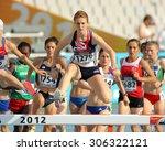barcelona   july  10  pippa...   Shutterstock . vector #306322121