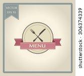 set of vintage retro labels ... | Shutterstock .eps vector #306374339