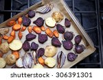 Roasted Root Vegetable Medley
