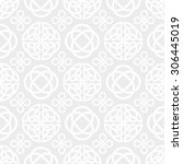 celtic knots seamless wallpaper ...   Shutterstock .eps vector #306445019