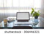 still life view of an apartment ... | Shutterstock . vector #306446321