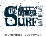 Quote. The Vintage Surf. Catch...