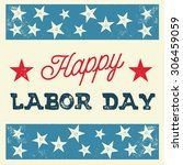 Happy Labor Day   Vintage Styl...