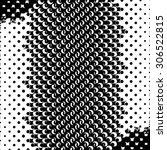 abstract halftone background... | Shutterstock .eps vector #306522815