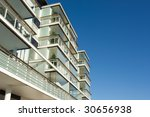 new apartment house | Shutterstock . vector #30656938