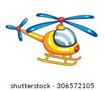 yellow helicopter icon.