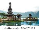 Famous Temple In Bali Ulun Dan...