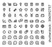 64 mini icons for web services...