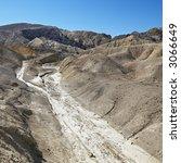 barren landscape in death... | Shutterstock . vector #3066649