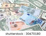 Money. World Currencies  U.s....