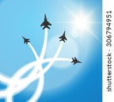 Military Fighter Jets Perform...