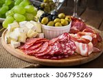 Antipasto Catering Platter Wit...