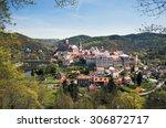 Castle Loket In The Sokolov...