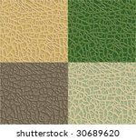 abstract nature seamless pattern | Shutterstock .eps vector #30689620