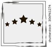 stars | Shutterstock .eps vector #306961274