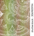 vector illustration of doodle...   Shutterstock .eps vector #306985994