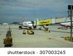 schwechat  austria   june 13 ... | Shutterstock . vector #307003265