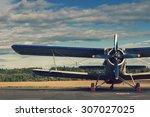 Aircraft Parking.
