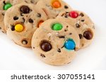 Beautiful Cookies With Multi...