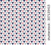 vector mosaic pattern  ... | Shutterstock .eps vector #307135415