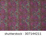 Detail Handmade Pashmina Shawl...