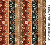 Ethnic Boho Seamless Pattern....