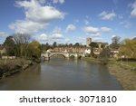 A View Of Aylesford  An...