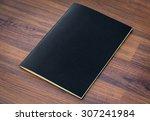 blank catalog  magazines book... | Shutterstock . vector #307241984