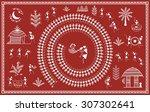 Indian Tribal Painting. Warli...