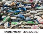 surat thani thailand  august 15 ... | Shutterstock . vector #307329857