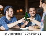 people  leisure  celebration ... | Shutterstock . vector #307340411