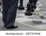 Seniors Playing Street Chess I...