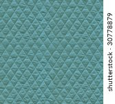 Teal Quilted Fabric