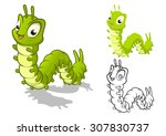 high quality detailed... | Shutterstock .eps vector #307830737